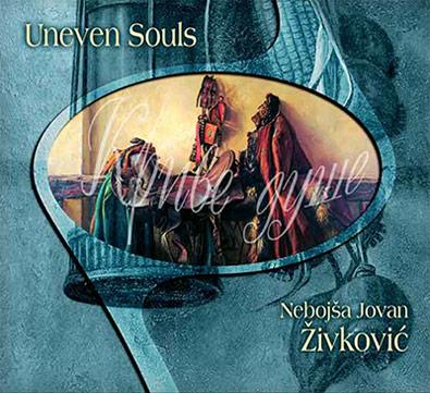 "CD ""Uneven Souls"""