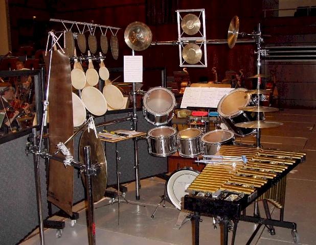 """""""Concerto per percussione e orchestra no.1"""" (The Concerto of the Mad Queen)"""